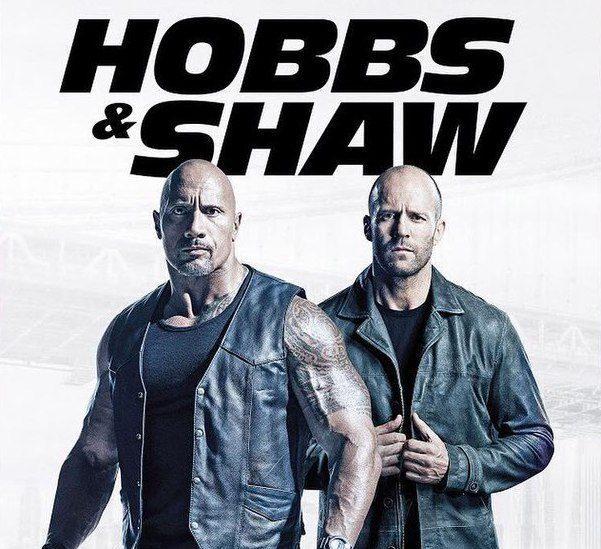 filme velozes e furiosos hobbs e shaw - Indicações para não perder: seriados e filmes em 2019
