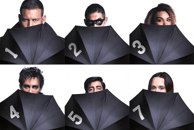 filmes 2019 the umbrella academy - Indicações para não perder: seriados e filmes em 2019