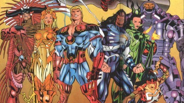 Filmes da Marvel, Os Eternos