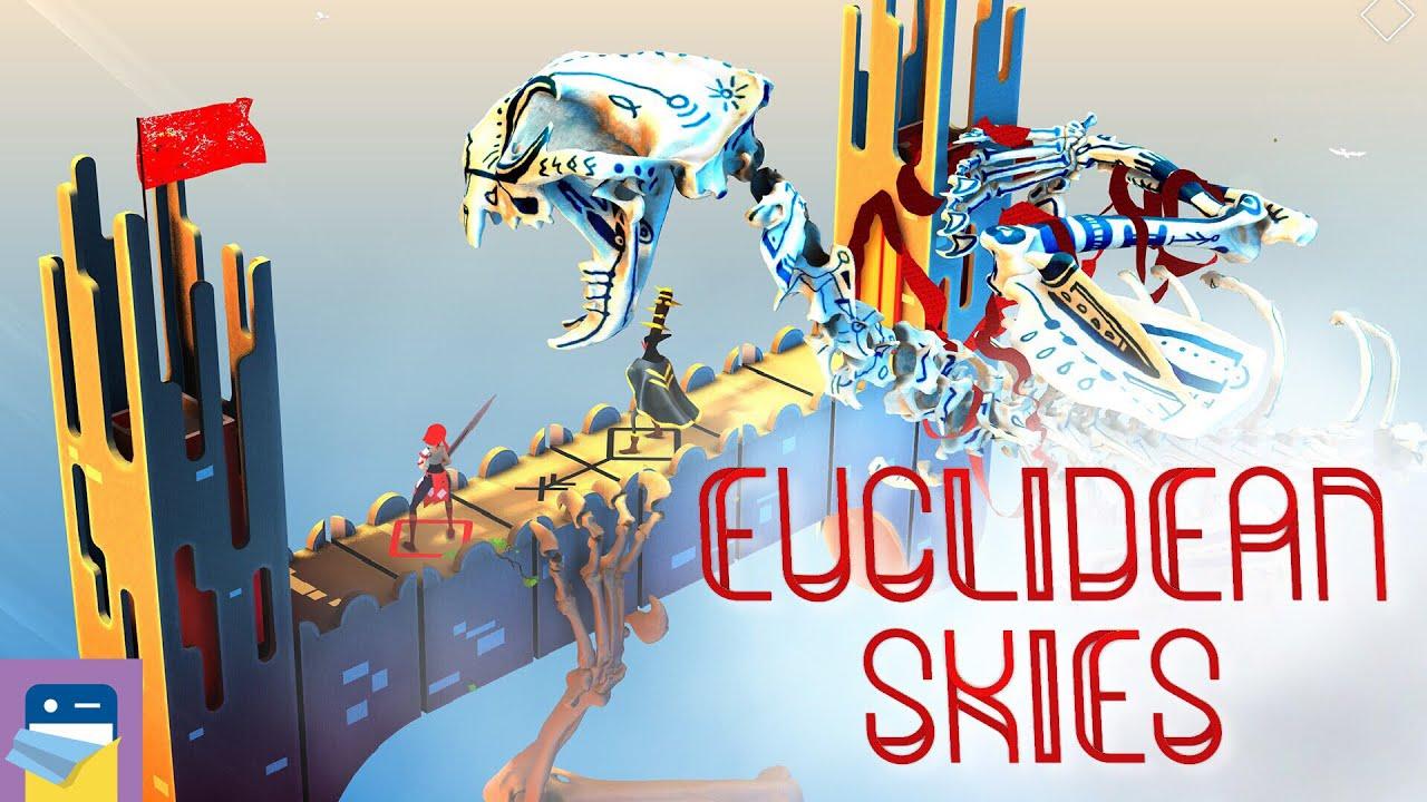euclidean 3 - Apps de jogos: os mais bem avaliados até agora em 2019