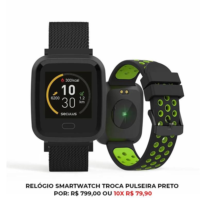 preto - Novo Seculus Smart Urbano: confira as evoluções da nova geração!