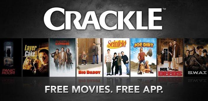 Serviços de streaming, Crackle