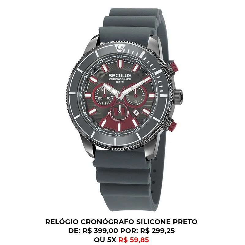 virined 1 - Relógio Black Friday: uma seleção exclusiva de modelos para investir!