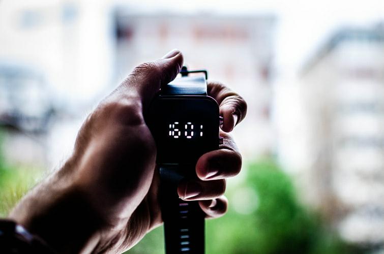 cronômetro - Smartwatch em casa: como ele pode dar um up na sua rotina