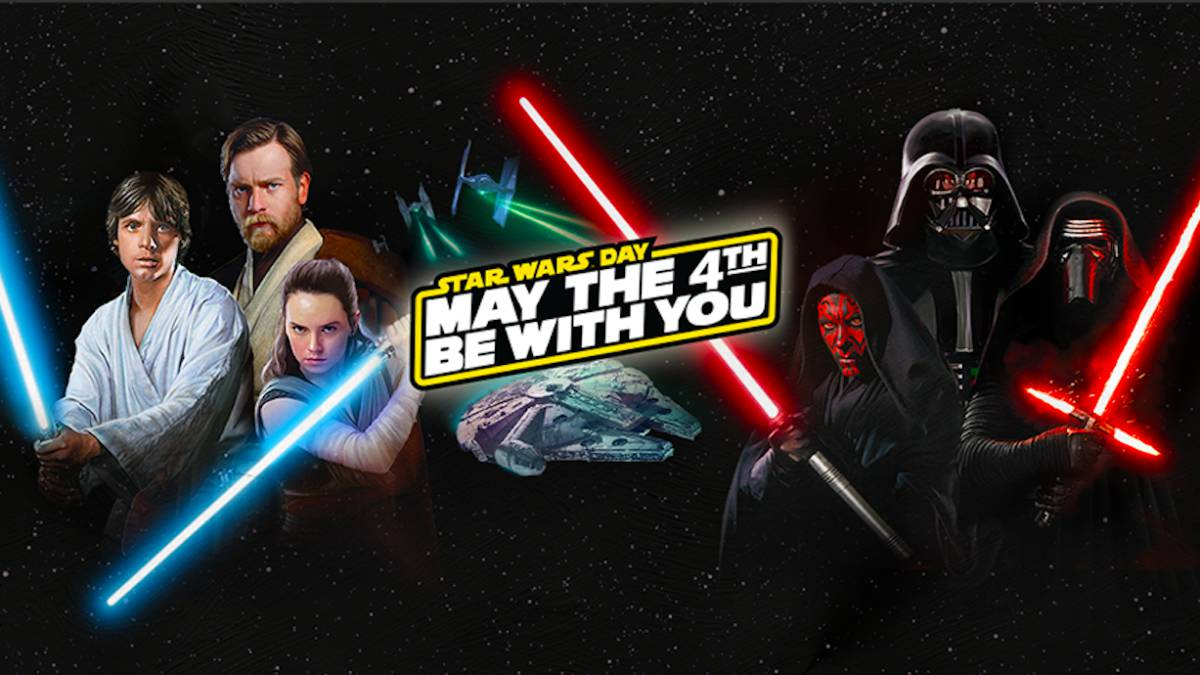 dia de star wars 4 de maio - May The 4th With You (Dia de Star Wars): tudo o que precisa saber