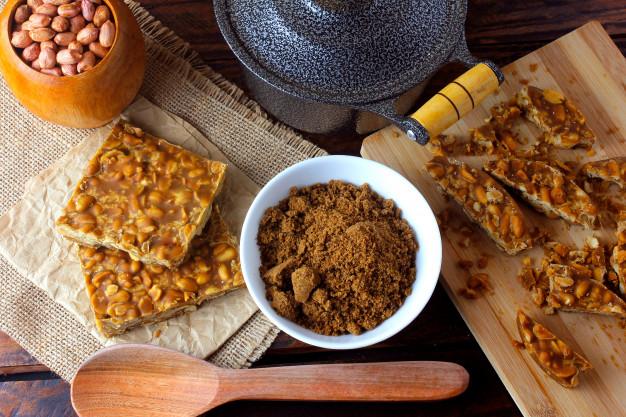 festa junina na quarentena pé de moleque - Festa junina na quarentena: receitas e dicas como comemorar em casa