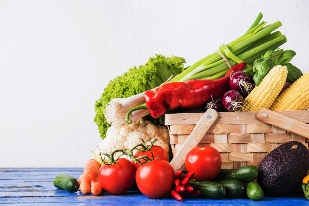 organicos - O que alimentação tem a ver com autocuidado