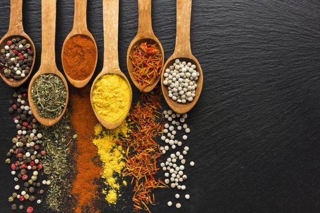 temperosessenciaiservassecas - Temperos essenciais na cozinha e kit de sobrevivência