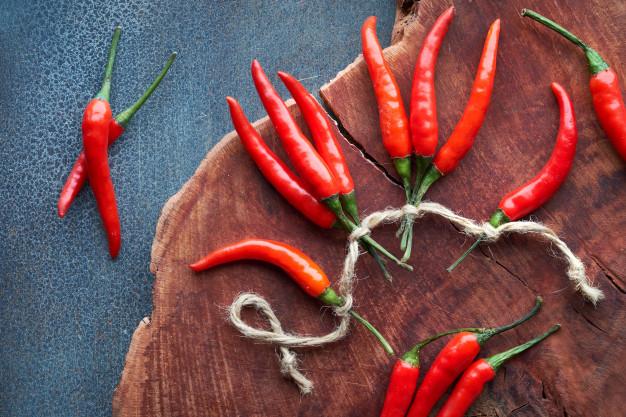 temperosessenciaispimenta - Temperos essenciais na cozinha e kit de sobrevivência