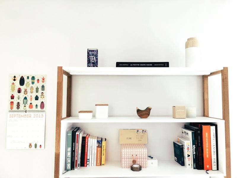 decoracaofacildiyprateleira - Ideias de decoração que aumentam o espaço da sua casa
