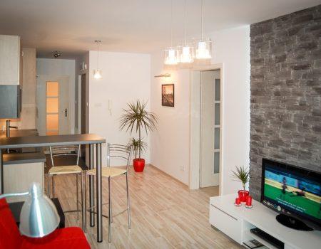 Decoração fácil, DIY, sala de apartamento