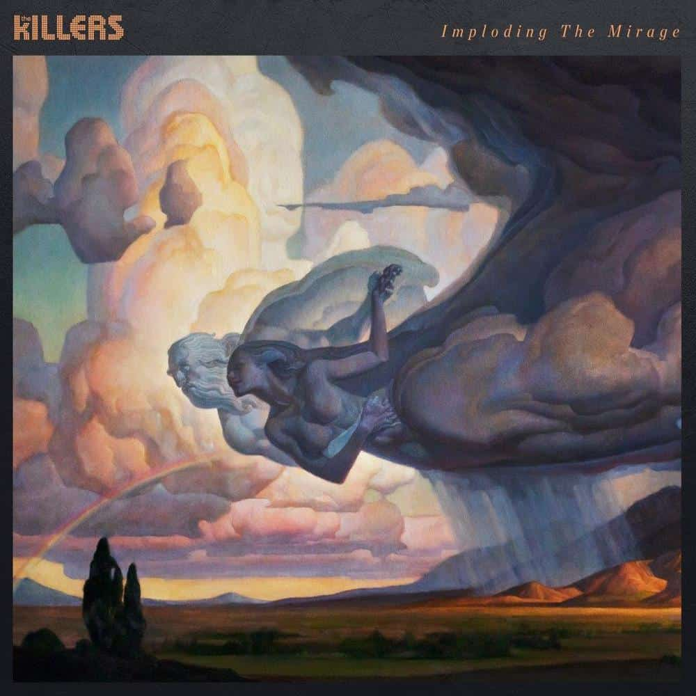 novosalbunsimplodingthemiragethekillers - 8 álbuns lançados em 2020 para ouvir e se atualizar na música.