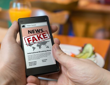 fakenews02 450x350 - Combate às fake news nas eleições