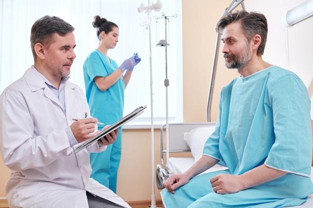 medico - Novembro Azul: Fique ligado e cuide da sua saúde
