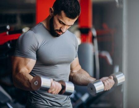 suplementosparamusculacao 450x350 - Suplementos na musculação: benefícios e cuidados do seu uso