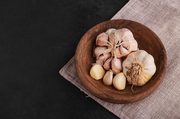 alho - Confira os melhores alimentos do mundo