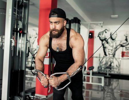 como massa muscular