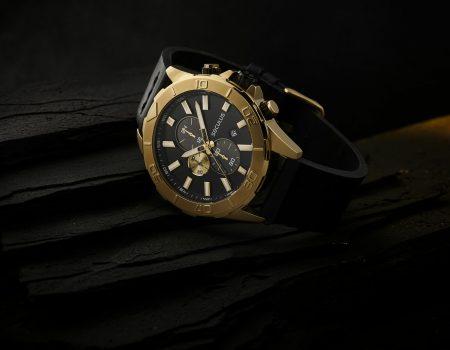 relogiodecouro1 450x350 - Relógios de couro: veja como usar e conheça modelos lindos!