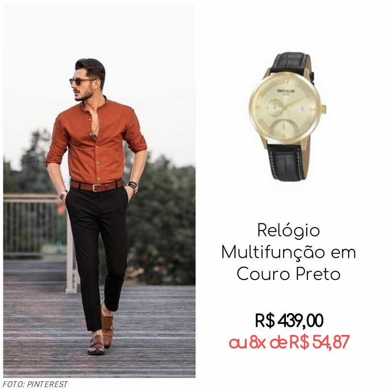 relogiosemcouro1 - Relógios de couro: veja como usar e conheça modelos lindos!