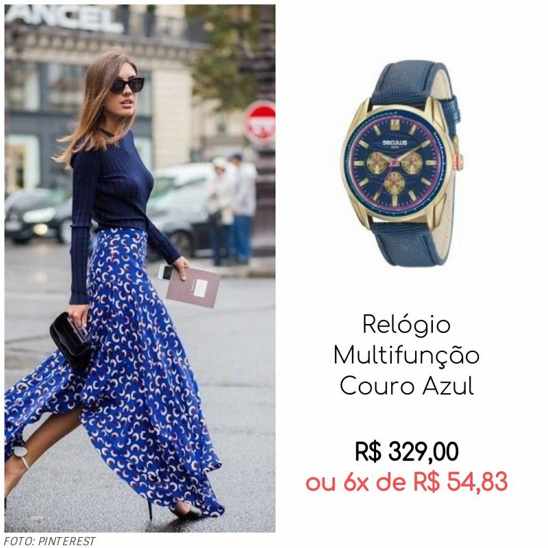 relogiosemcouro5 - Relógios de couro: veja como usar e conheça modelos lindos!